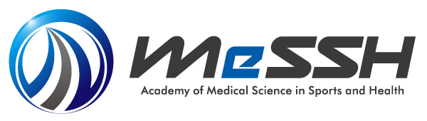 MeSSH : NPO法人 スポーツ・健康・医科学アカデミー Academy of Medical Science in Sports and Health